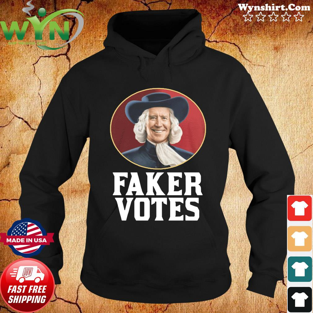 Official Jim Acosta Faker Votes Shirt Hoodie