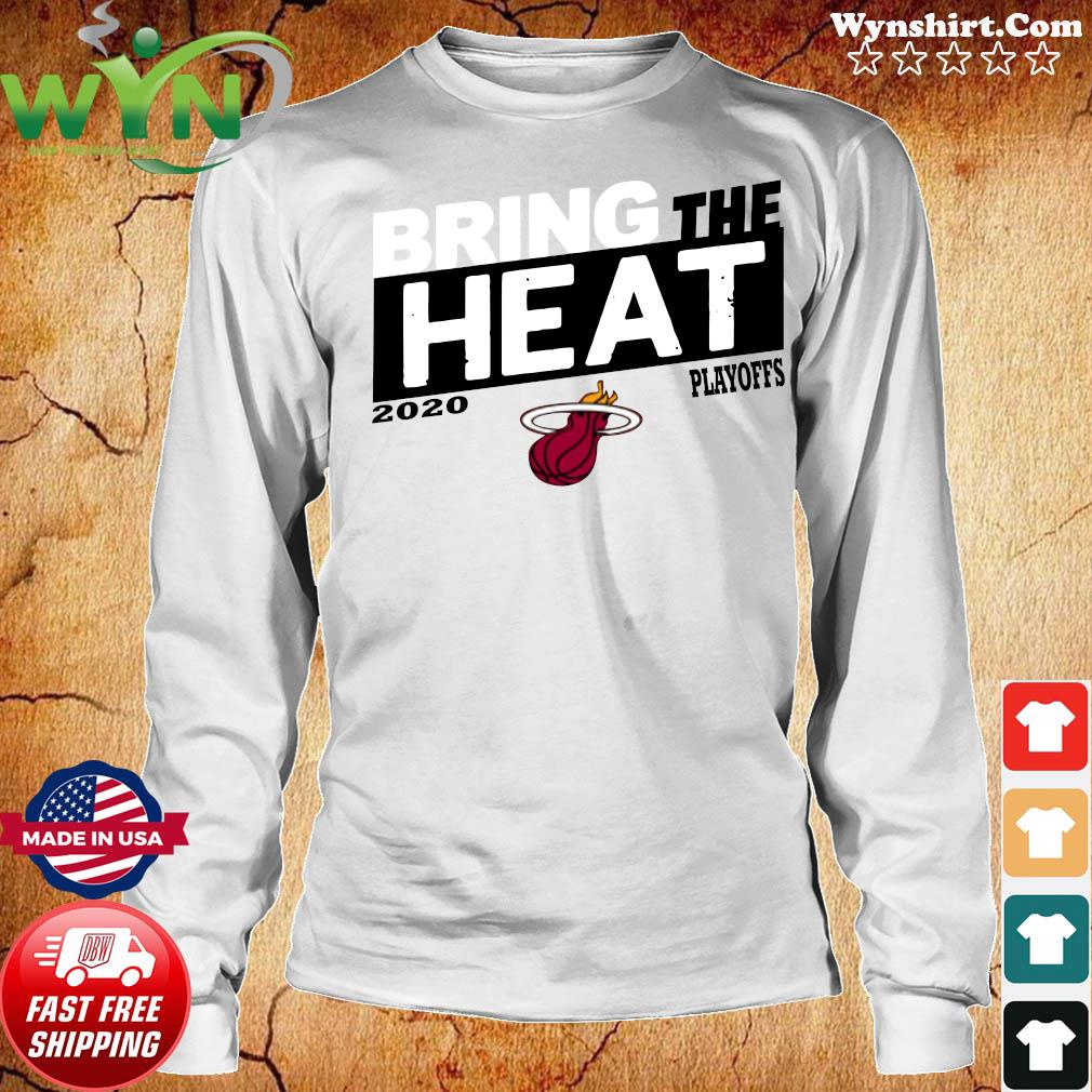 Bring The Heat 2020 Oficial T-s Long Sweater