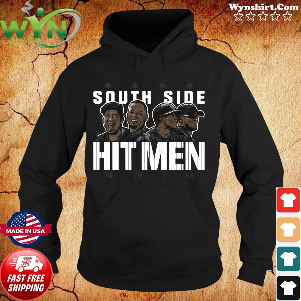 South Side Hit Men Chicago Baseball Official Shirt Hoodie