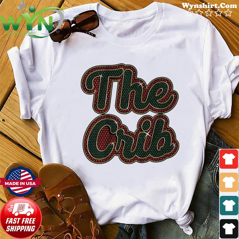 The Crib Miami Football Shirt