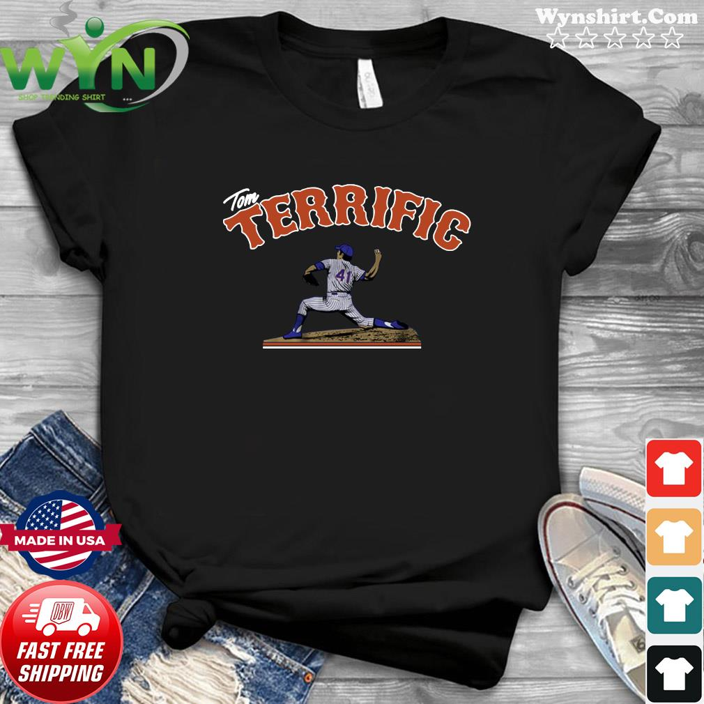 Tom Seaver Tom Terrific Shirt