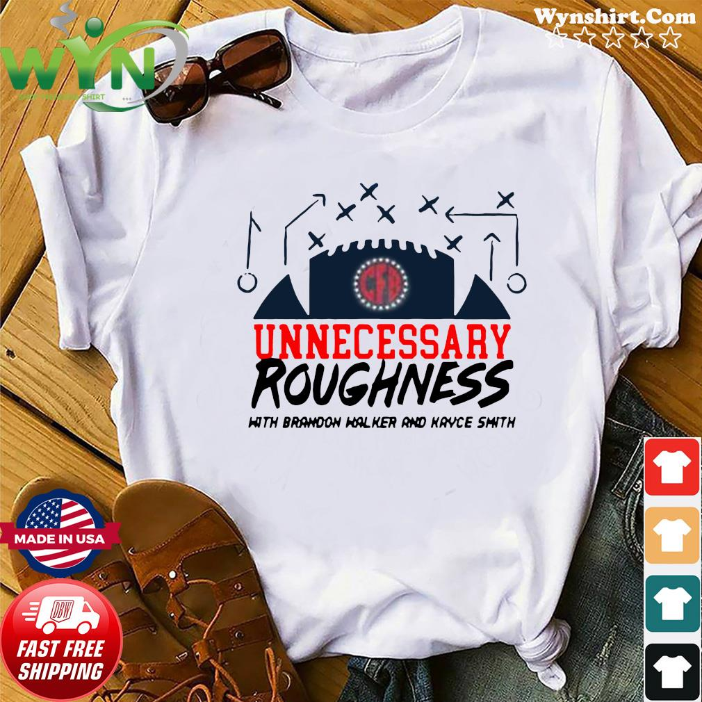 Unnecessary Roughness Pocket Shirt