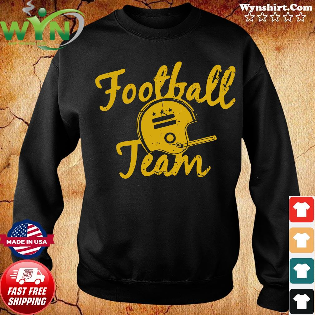 Washington Football Team Shirt Sweater