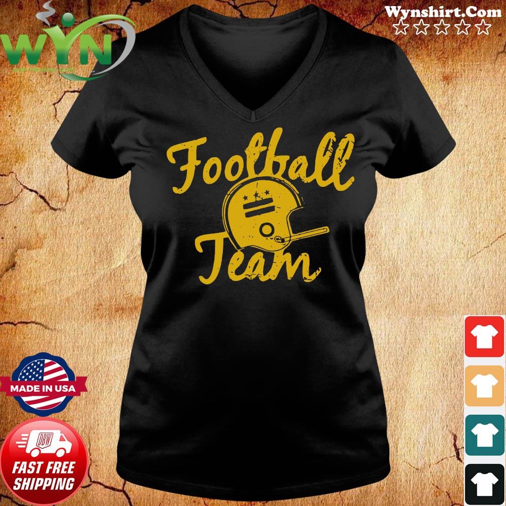 Washington Football Team Shirt ladies tee