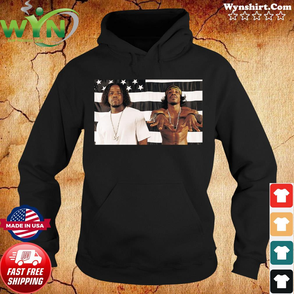 Big Boi And Andre 3000 Of Outkast T-Shirt Hoodie