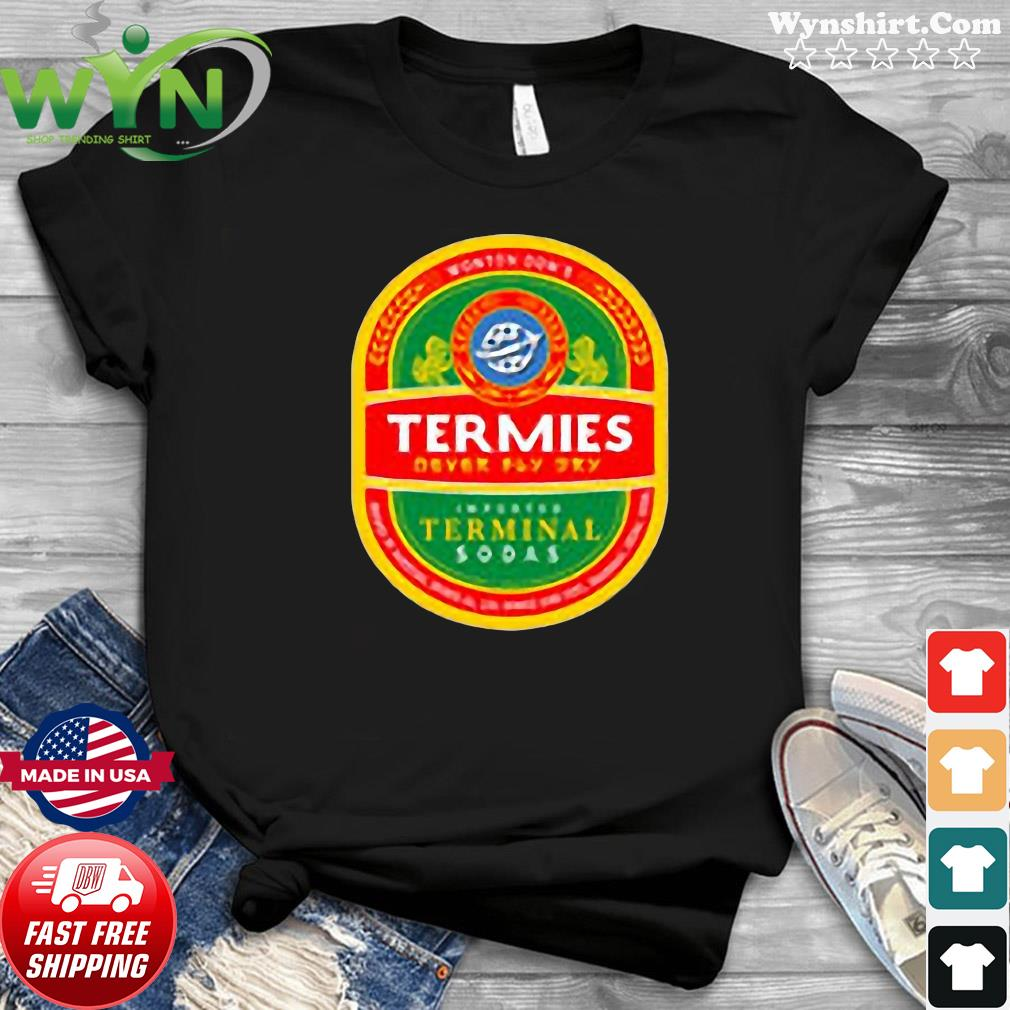 Finally, A Shirt for Airports Termies Shirt