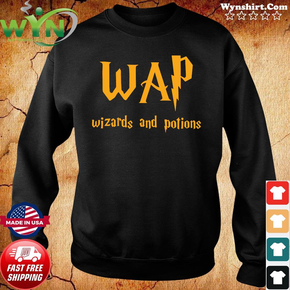 Wap Wizards And Potions Shirt Sweater