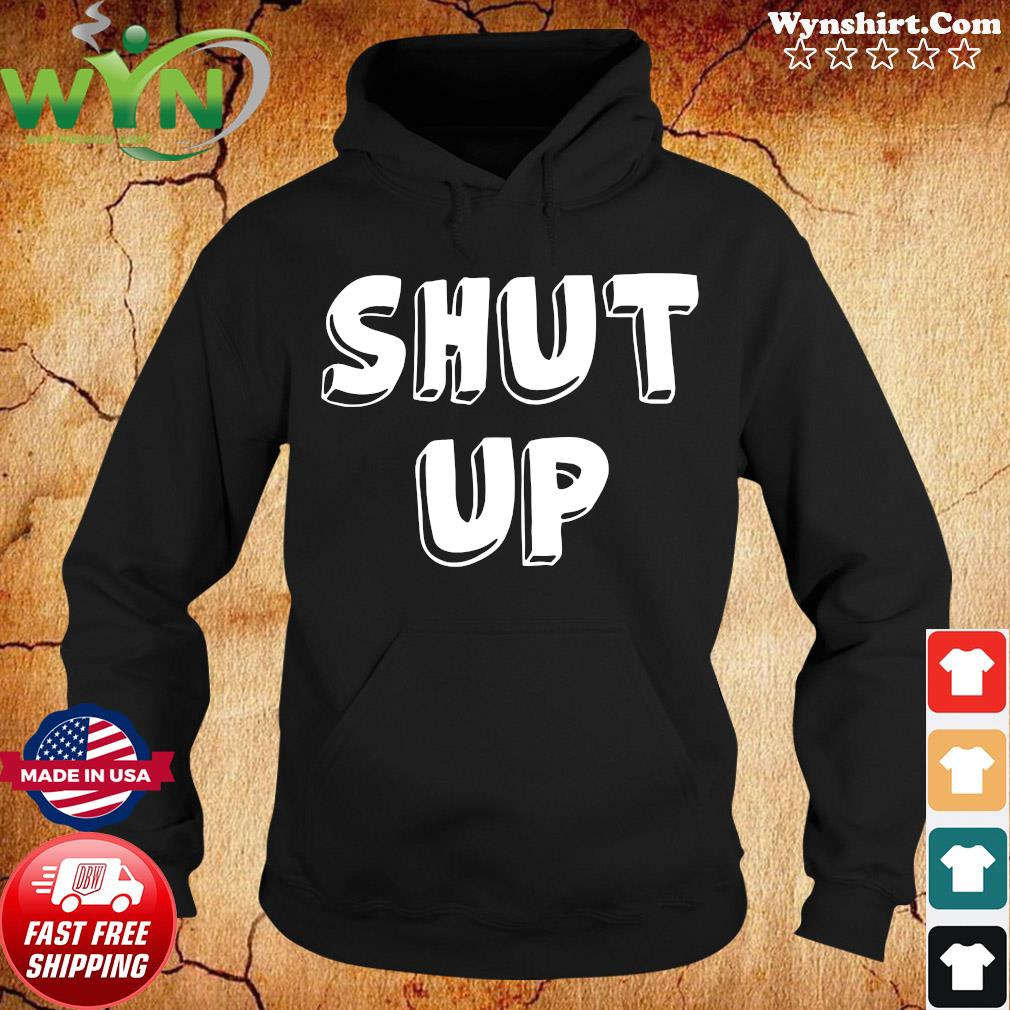 Will You Shut Up Man 2020 Biden Harris 2020 Vote Blue Democrat Shirt Hoodie