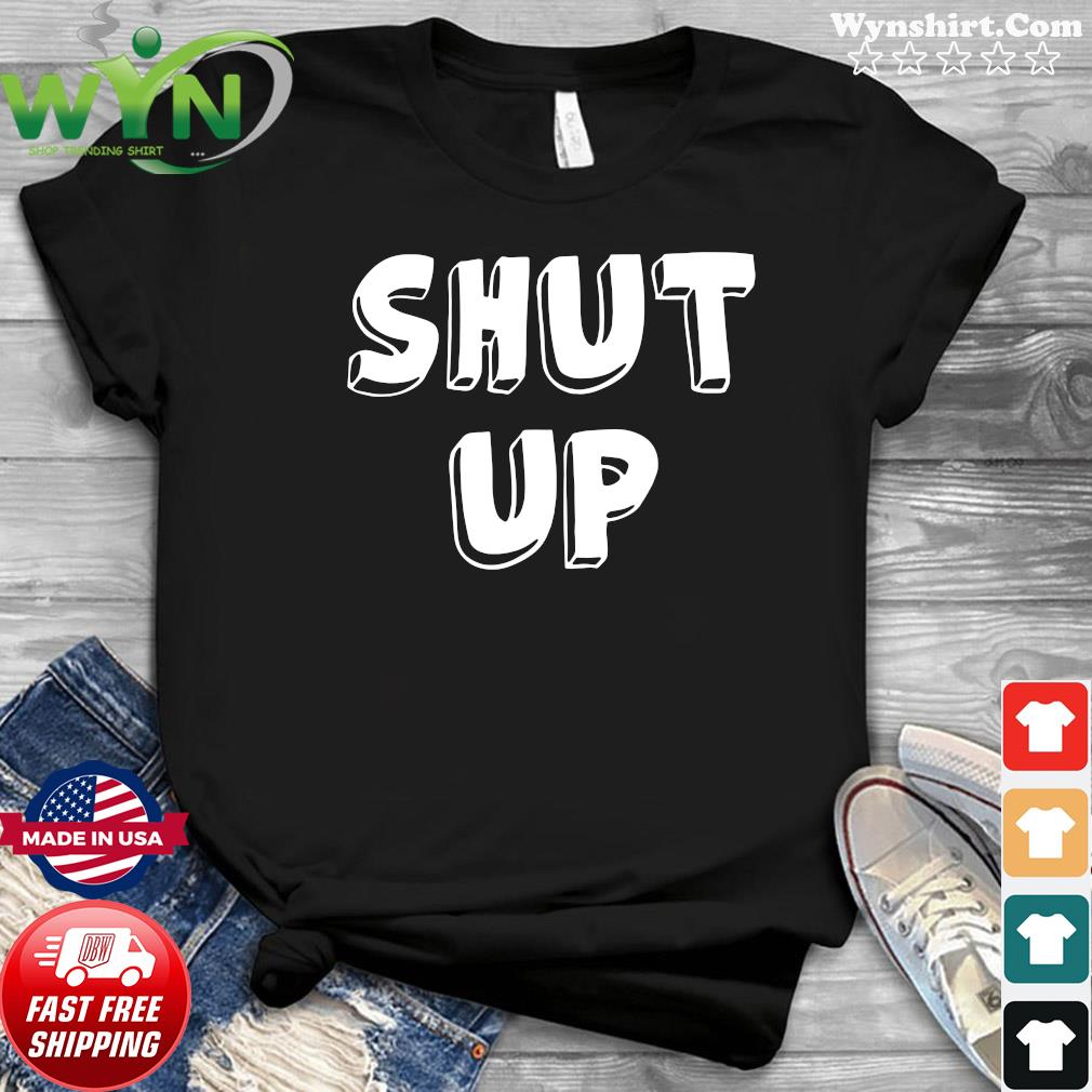 Will You Shut Up Man 2020 Biden Harris 2020 Vote Blue Democrat Shirt