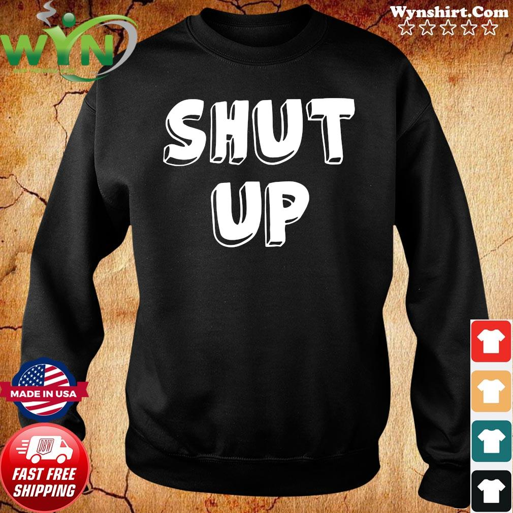 Will You Shut Up Man 2020 Biden Harris 2020 Vote Blue Democrat Shirt Sweater